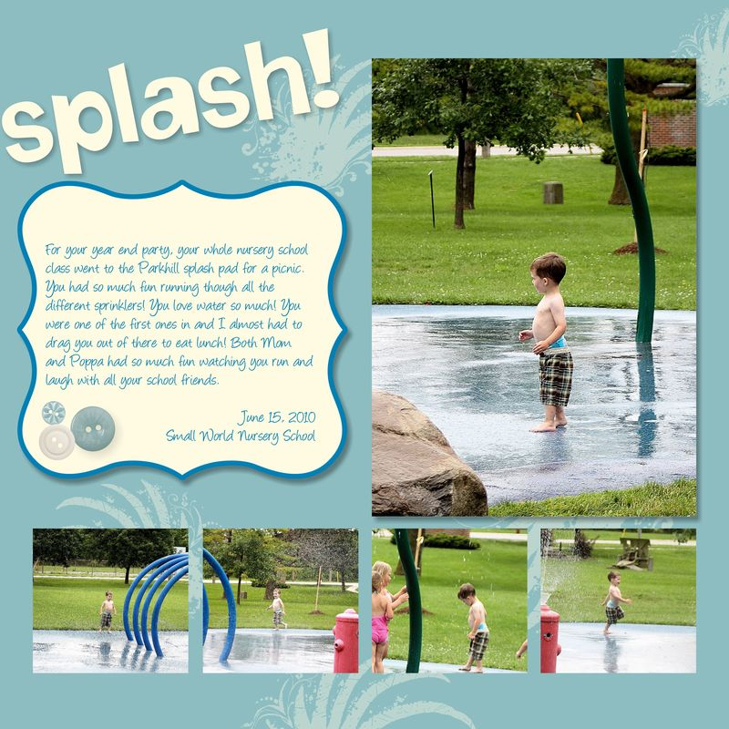 Splash pad-001