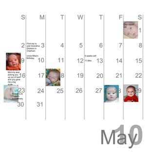 Mason's first year-005